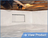 Clean CrawlSpace Vapor Barriers